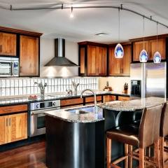 Philadelphia architectural photographer - Jay Miller Kitchen architectural photo