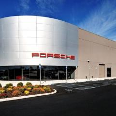 Porsche America Building