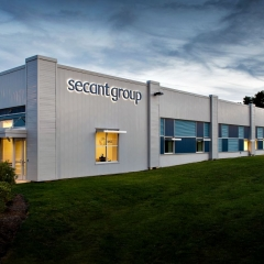 Architectural photography Secant Group Building