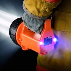 Firefighters flashlight ad